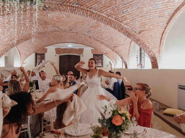 Il matrimonio di Gabriele e Martina a Novara, Novara 137