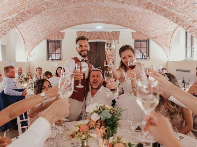 Il matrimonio di Gabriele e Martina a Novara, Novara 144