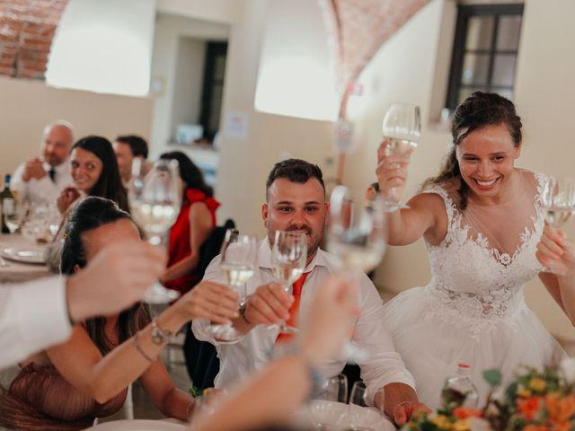 Il matrimonio di Gabriele e Martina a Novara, Novara 145