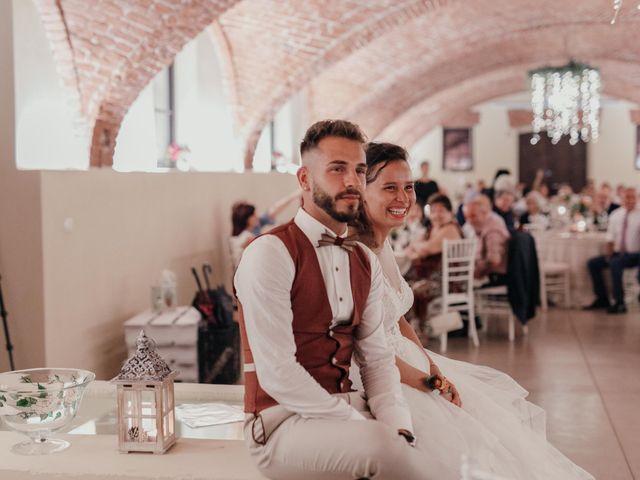 Il matrimonio di Gabriele e Martina a Novara, Novara 156