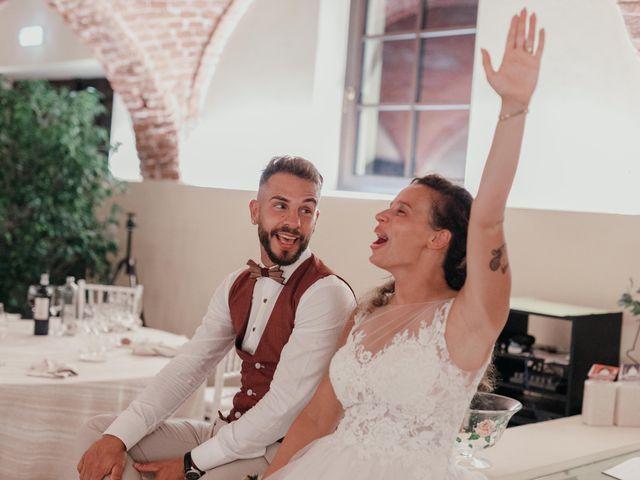 Il matrimonio di Gabriele e Martina a Novara, Novara 158