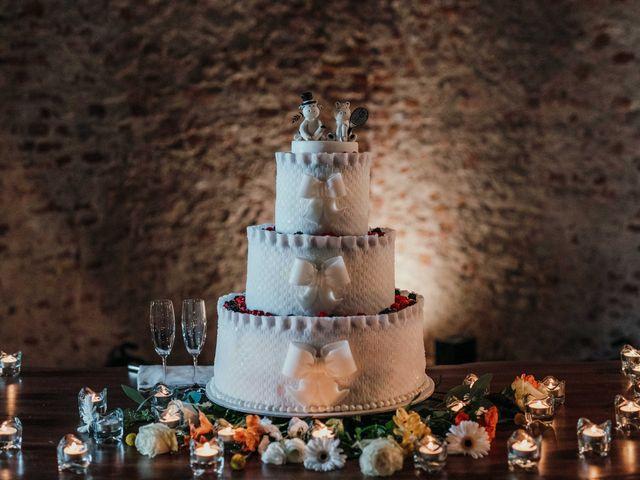 Il matrimonio di Gabriele e Martina a Novara, Novara 160