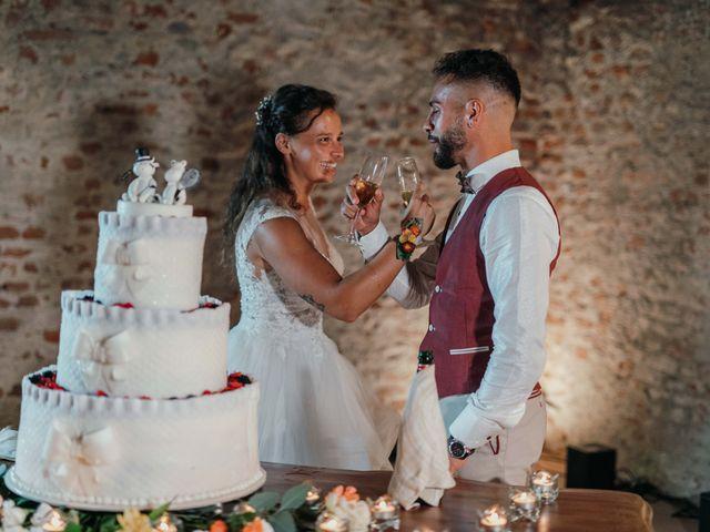 Il matrimonio di Gabriele e Martina a Novara, Novara 164