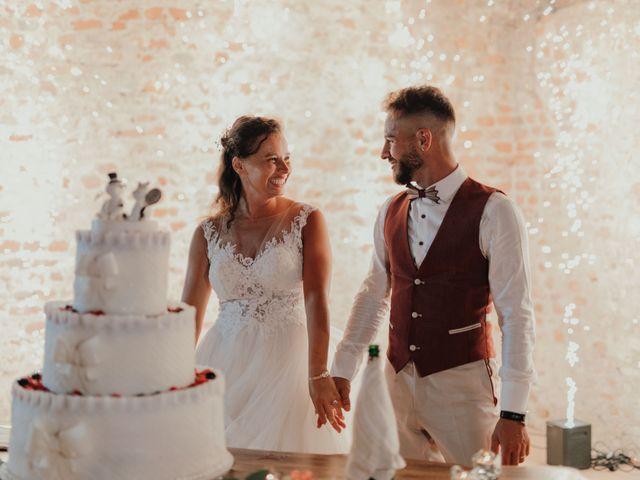 Il matrimonio di Gabriele e Martina a Novara, Novara 165