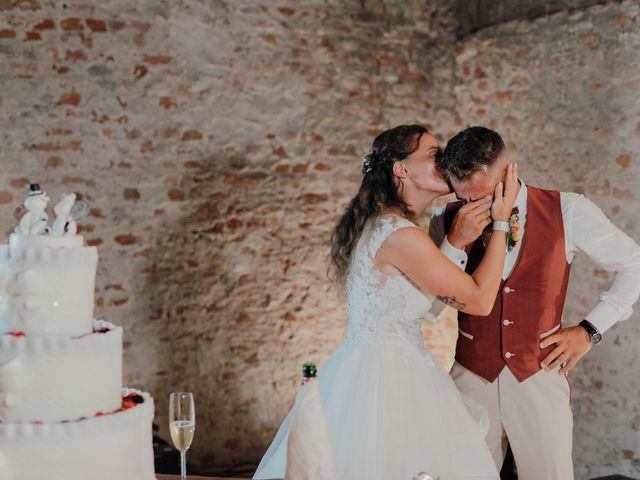 Il matrimonio di Gabriele e Martina a Novara, Novara 166