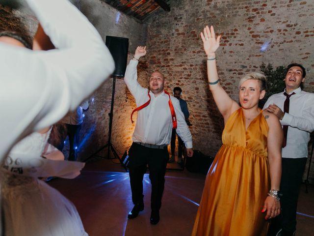 Il matrimonio di Gabriele e Martina a Novara, Novara 173