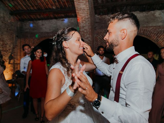 Il matrimonio di Gabriele e Martina a Novara, Novara 178