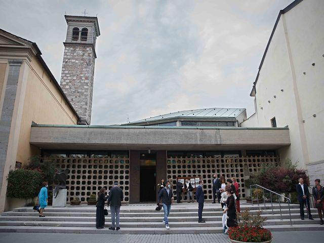 Il matrimonio di Cristina e Alessio a Udine, Udine 2