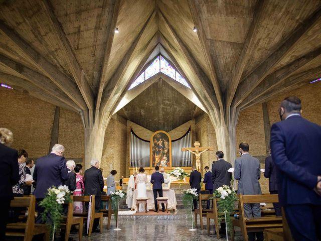 Il matrimonio di Cristina e Alessio a Udine, Udine 5