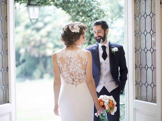 Il matrimonio di Cristina e Alessio a Udine, Udine 21