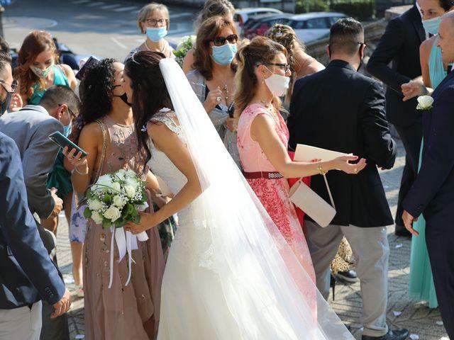 Il matrimonio di Katia e Daniele a Cassago Brianza, Lecco 28