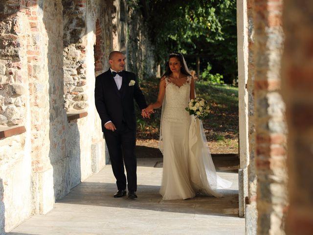 Il matrimonio di Katia e Daniele a Cassago Brianza, Lecco 31