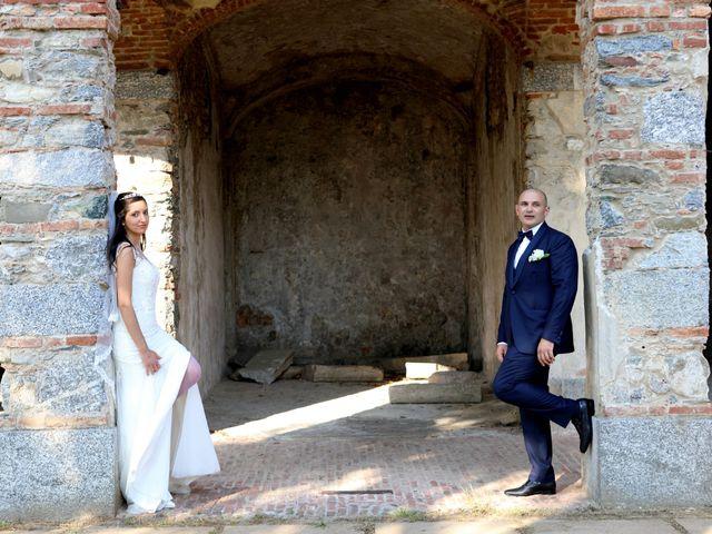 Il matrimonio di Katia e Daniele a Cassago Brianza, Lecco 35