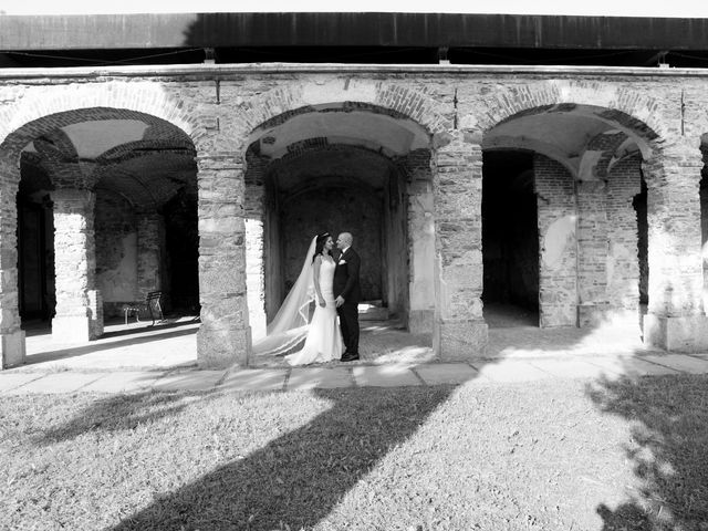 Il matrimonio di Katia e Daniele a Cassago Brianza, Lecco 36