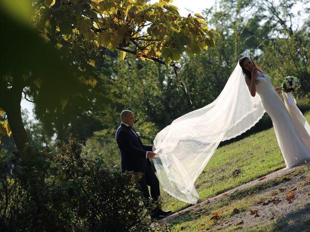 Il matrimonio di Katia e Daniele a Cassago Brianza, Lecco 38