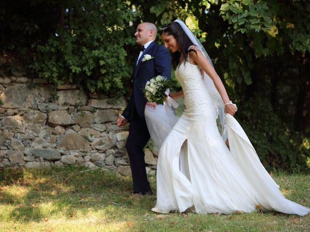Il matrimonio di Katia e Daniele a Cassago Brianza, Lecco 44