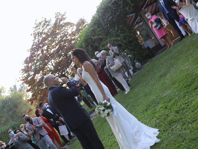 Il matrimonio di Katia e Daniele a Cassago Brianza, Lecco 52