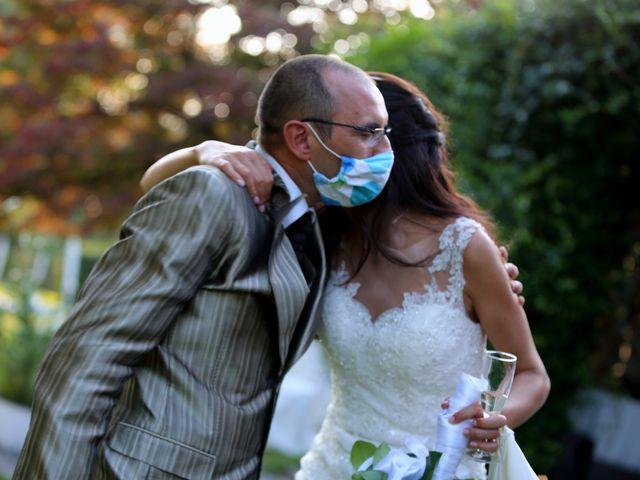 Il matrimonio di Katia e Daniele a Cassago Brianza, Lecco 54