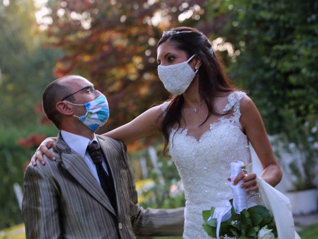 Il matrimonio di Katia e Daniele a Cassago Brianza, Lecco 55