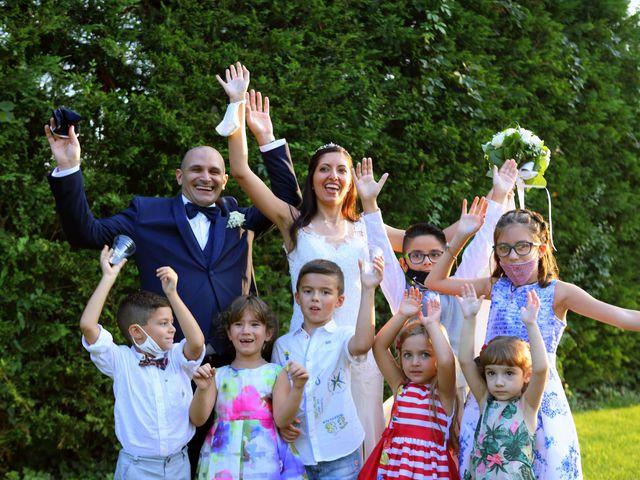 Il matrimonio di Katia e Daniele a Cassago Brianza, Lecco 57
