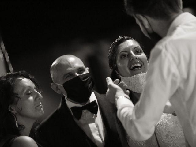 Il matrimonio di Katia e Daniele a Cassago Brianza, Lecco 75