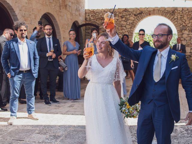 Il matrimonio di Michele Aurelio e Angelica a Castellana Grotte, Bari 15