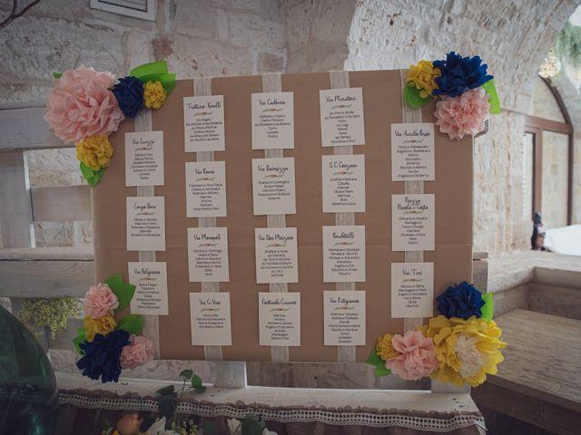 Il matrimonio di Michele Aurelio e Angelica a Castellana Grotte, Bari 17