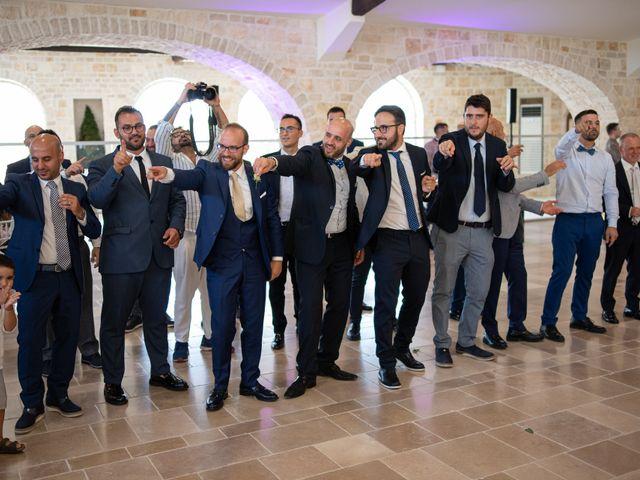 Il matrimonio di Michele Aurelio e Angelica a Castellana Grotte, Bari 20