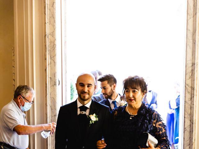 Il matrimonio di Mattia e Anna a Cividale del Friuli, Udine 112