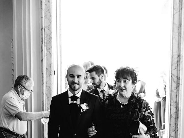 Il matrimonio di Mattia e Anna a Cividale del Friuli, Udine 113