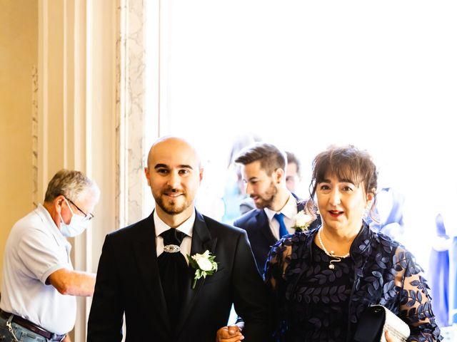 Il matrimonio di Mattia e Anna a Cividale del Friuli, Udine 114