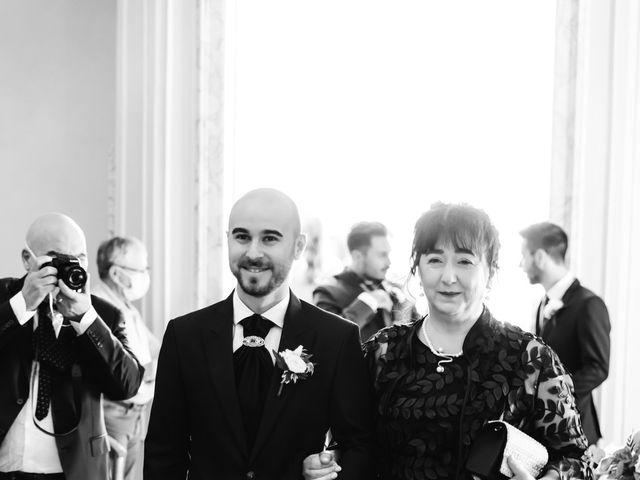 Il matrimonio di Mattia e Anna a Cividale del Friuli, Udine 115