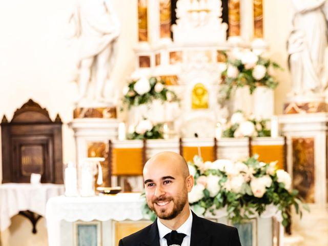 Il matrimonio di Mattia e Anna a Cividale del Friuli, Udine 116