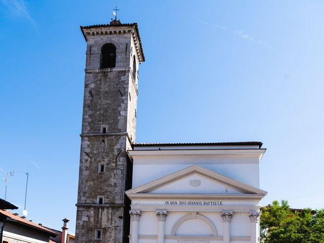 Il matrimonio di Mattia e Anna a Cividale del Friuli, Udine 117