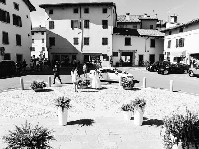 Il matrimonio di Mattia e Anna a Cividale del Friuli, Udine 130