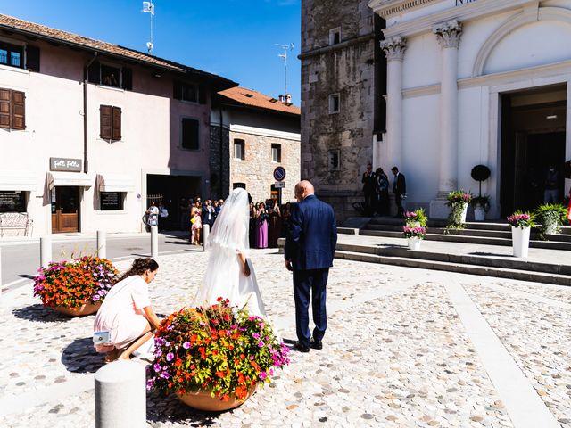Il matrimonio di Mattia e Anna a Cividale del Friuli, Udine 131