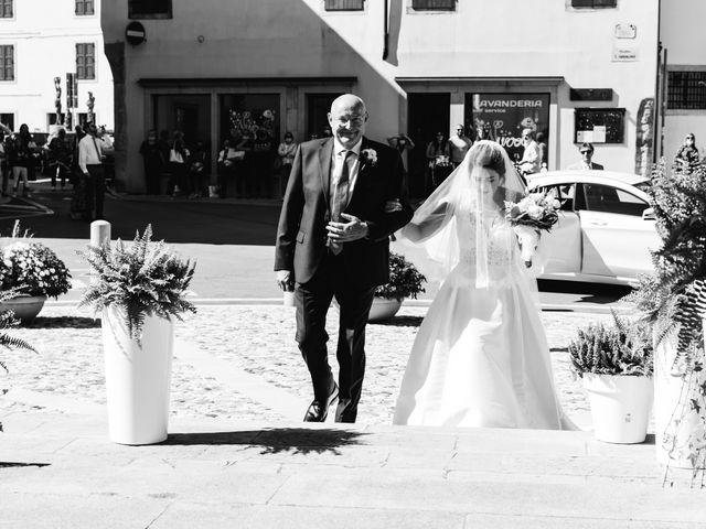 Il matrimonio di Mattia e Anna a Cividale del Friuli, Udine 132