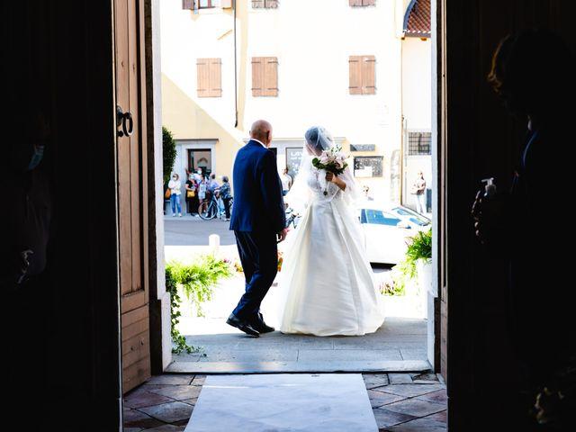 Il matrimonio di Mattia e Anna a Cividale del Friuli, Udine 135