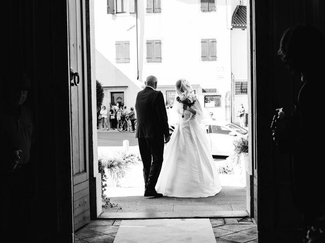 Il matrimonio di Mattia e Anna a Cividale del Friuli, Udine 136
