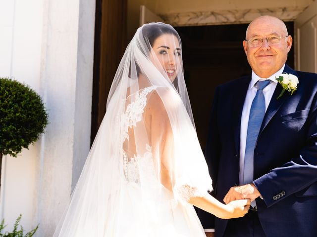 Il matrimonio di Mattia e Anna a Cividale del Friuli, Udine 137
