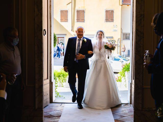 Il matrimonio di Mattia e Anna a Cividale del Friuli, Udine 139
