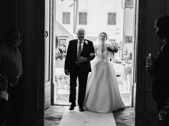 Il matrimonio di Mattia e Anna a Cividale del Friuli, Udine 140