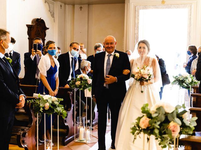 Il matrimonio di Mattia e Anna a Cividale del Friuli, Udine 142