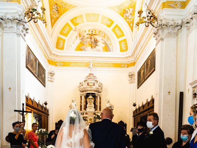 Il matrimonio di Mattia e Anna a Cividale del Friuli, Udine 143