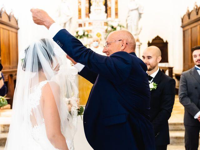 Il matrimonio di Mattia e Anna a Cividale del Friuli, Udine 145