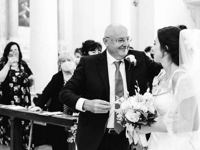 Il matrimonio di Mattia e Anna a Cividale del Friuli, Udine 146