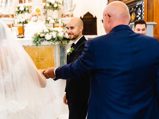 Il matrimonio di Mattia e Anna a Cividale del Friuli, Udine 150