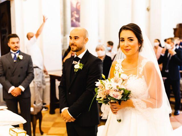 Il matrimonio di Mattia e Anna a Cividale del Friuli, Udine 153