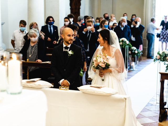 Il matrimonio di Mattia e Anna a Cividale del Friuli, Udine 156