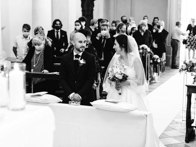 Il matrimonio di Mattia e Anna a Cividale del Friuli, Udine 157